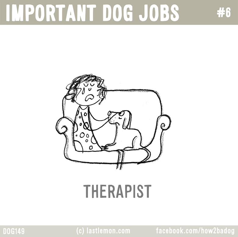 Important Dog Jobs 6