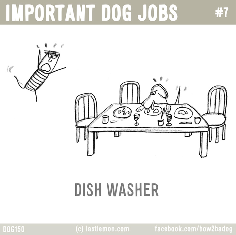Important Dog Jobs 7