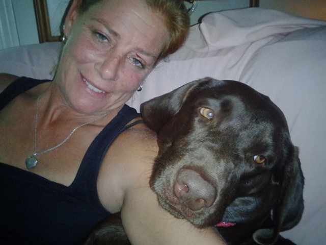 The Woman That Duct-Taped Her Dog Found, Animal Not ...
