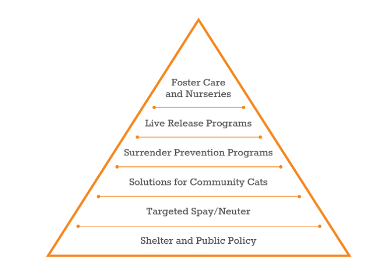 Target Zero pyramid