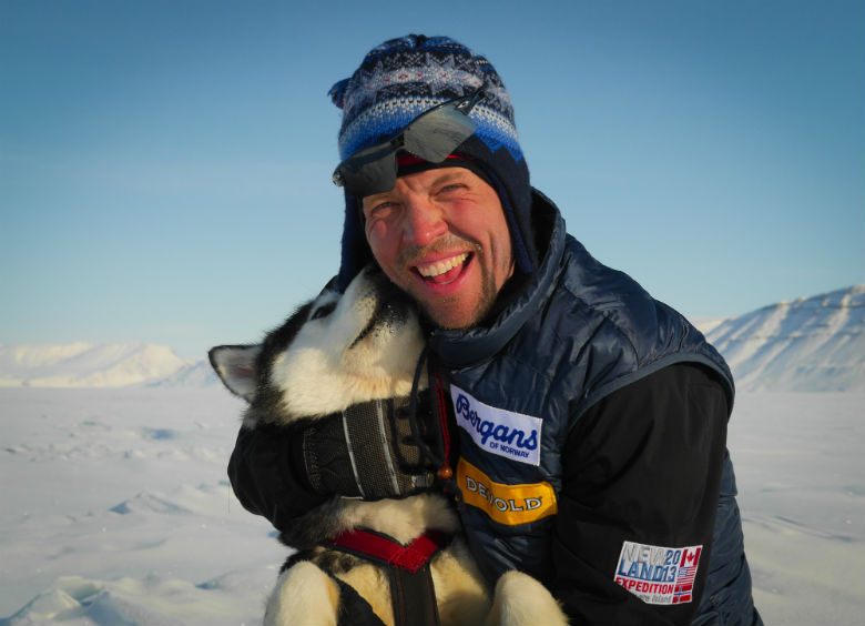 John-Huston-Polar-Explorer-2 dog film festival 2016 NYC