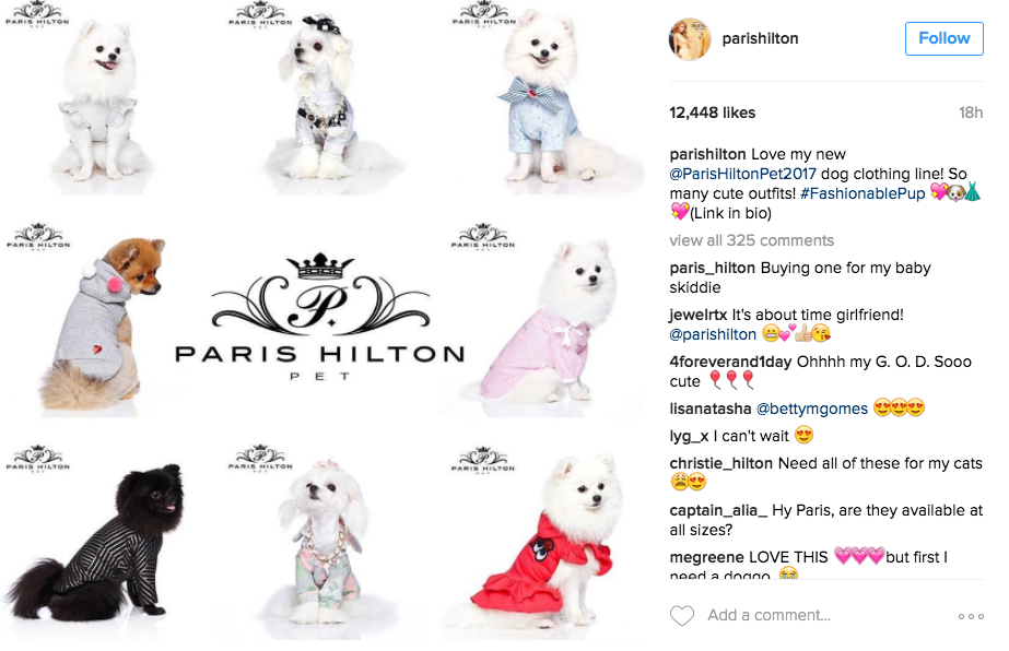 Image Credit: Instagram/Paris Hilton