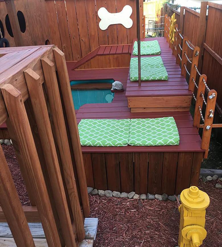 Dog Play House
