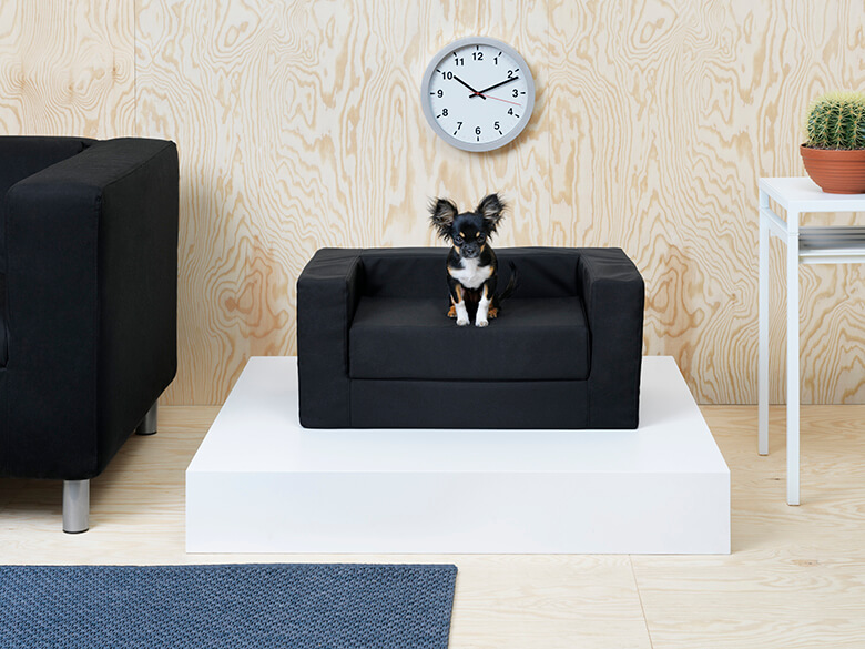 ikea rolls out modern furniture line for dogs and cats this dog 39 s life dog community. Black Bedroom Furniture Sets. Home Design Ideas