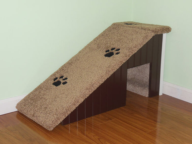 Foot Bed Dog Ramp