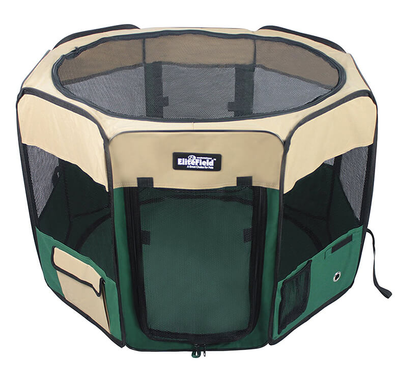 Check Out The 6 Best Dog Playpens On The Market To Keep