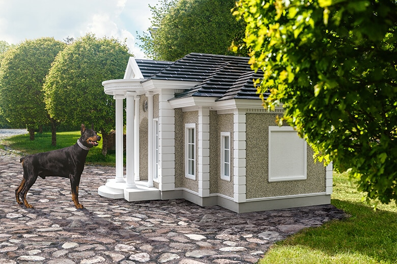 For $200,000, Your Pup Could Have His Own Dog Mansion