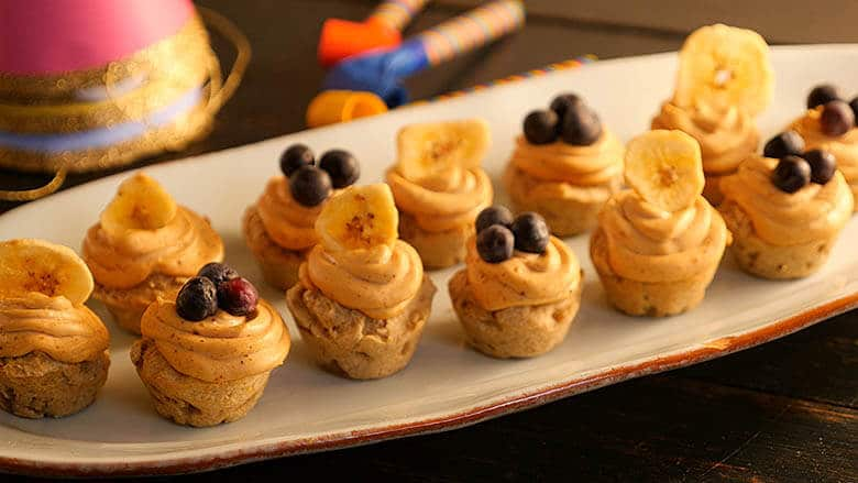 Celebrate Your Dog's Special Day With This Yummy Birthday 'Pupcakes' Recipe