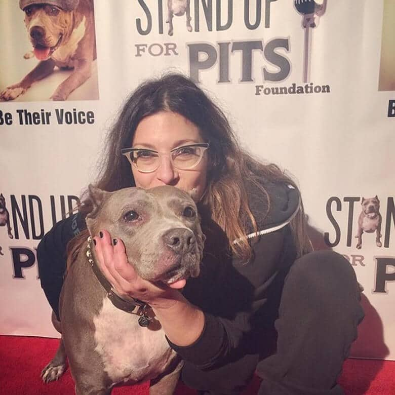 Janeane Garofalo, Def Jam's Wil Sylvince and SNL's Katie Rich Doing Comedy Show in NYC for Pit Bulls