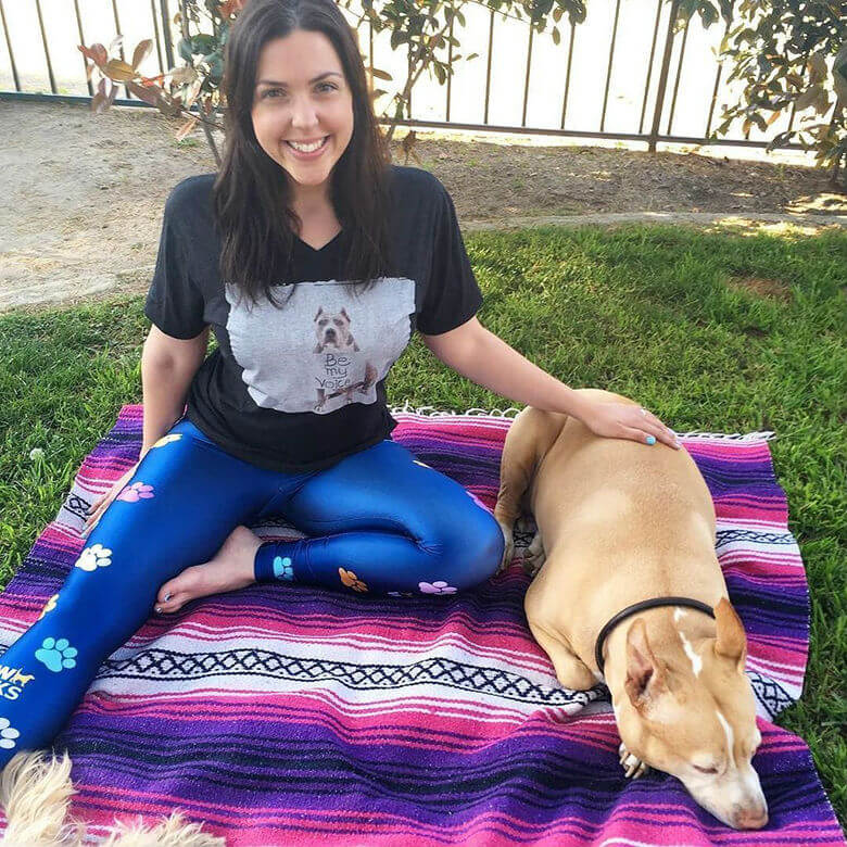Special Yoga Class in LA to Benefit Pit Bulls