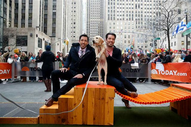 Property Brothers Build Today Show Dog An Amazing Play Area