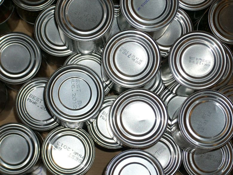 A Danger May Be Lurking In Canned Dog Food
