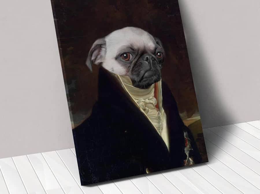 Startup Turns Your Dog's Photo Into a Renaissance Masterpiece