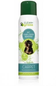 clean and green dog cleaner