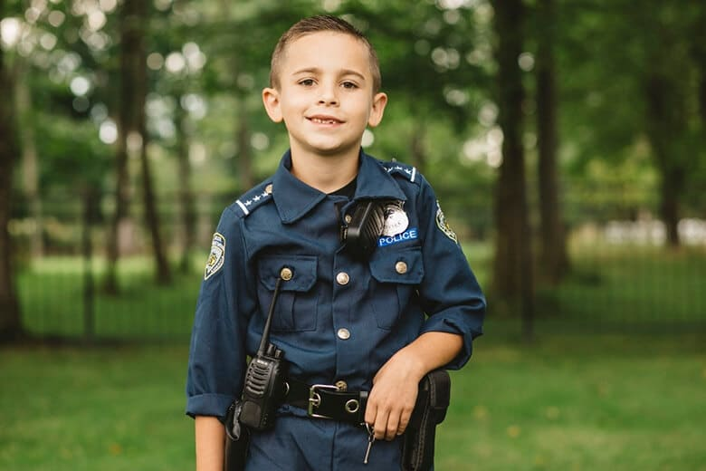 A 9-Year-Old Boy Is On a Mission to Protect K-9 Dogs With Free Bulletproof Vests