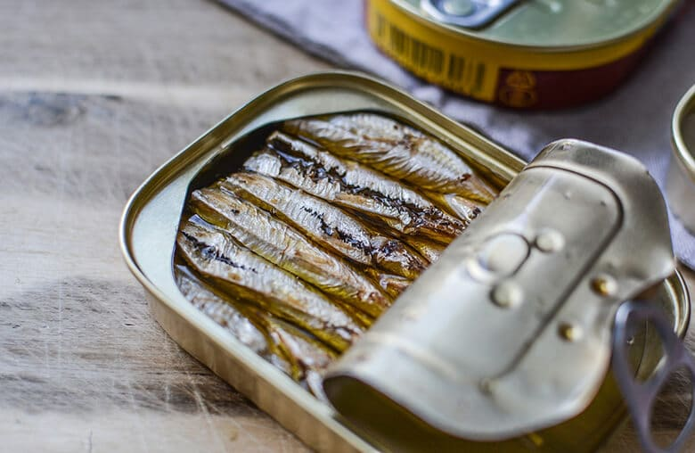 sardines for your dog