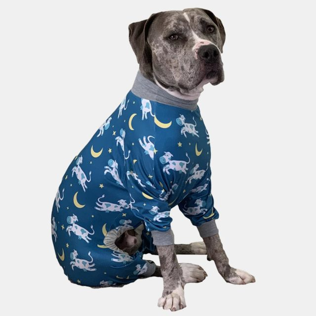 Wolf Moon dog pajamas