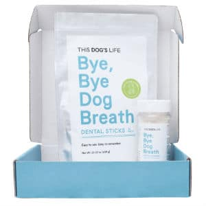 Bye, Bye Dog Breath