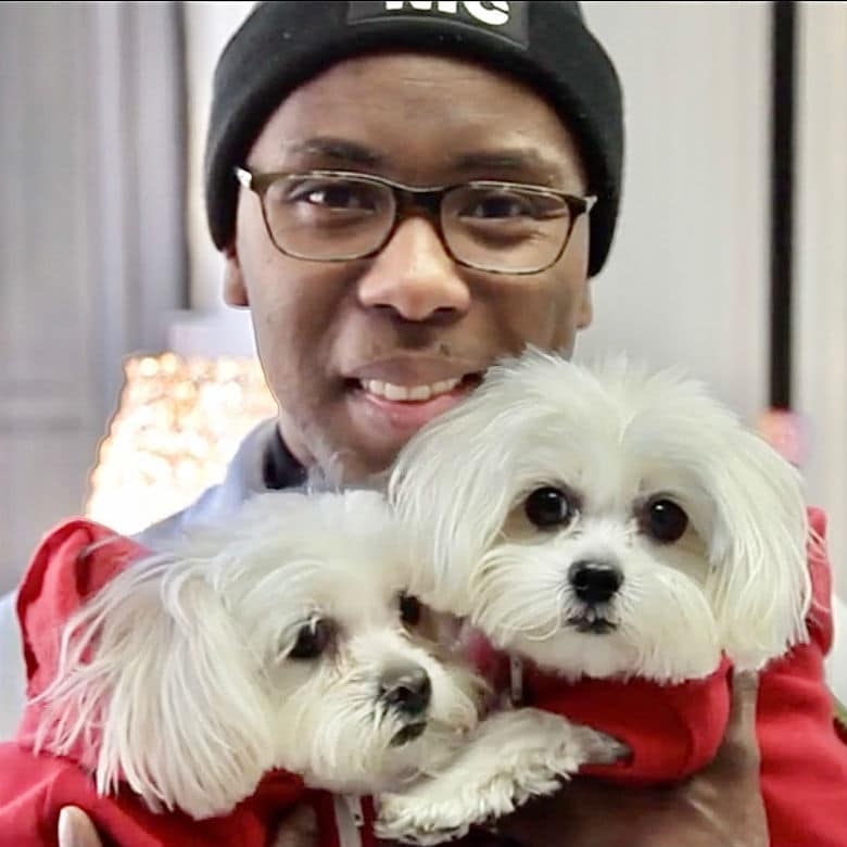 Little L's Artisan Dog Treats black-owned dog business
