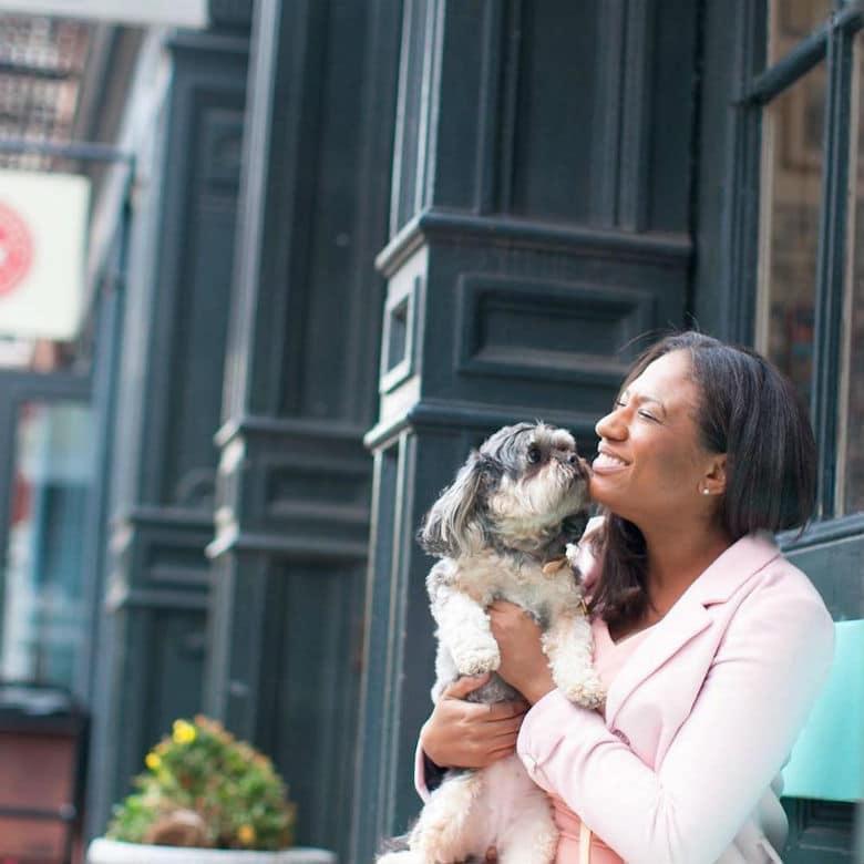 Leela Ryan black-owned dog business