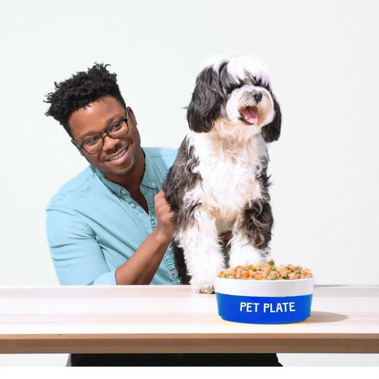 Pet Plate black-owned dog business