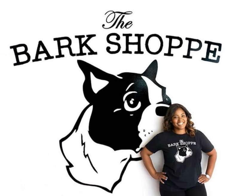 The Bark Shopped black-owned dog business