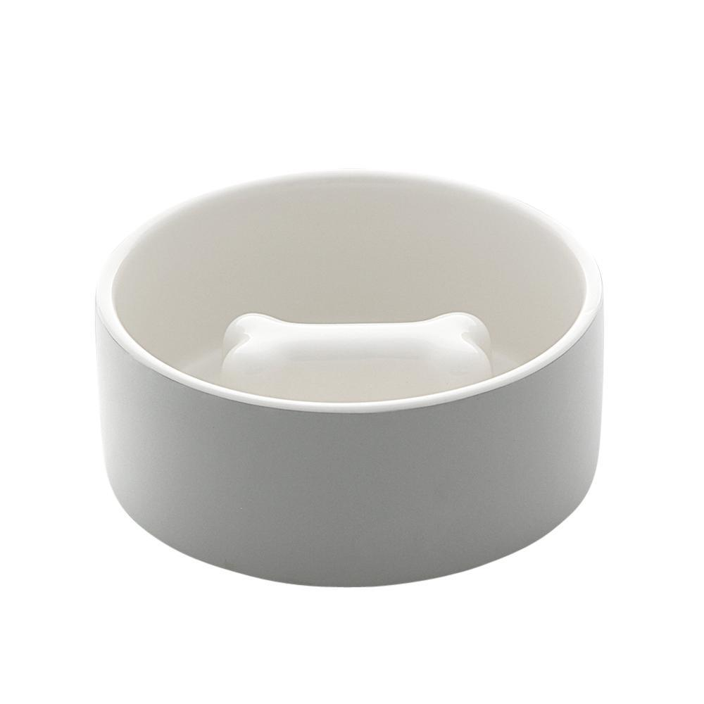 Dog Hiccups slow feeder dog bowl