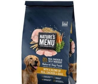 Dog Food Recall Nature's Menu