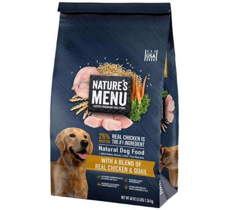 Dog Food Brand Issues a Recall Due to Possible Salmonella Contamination