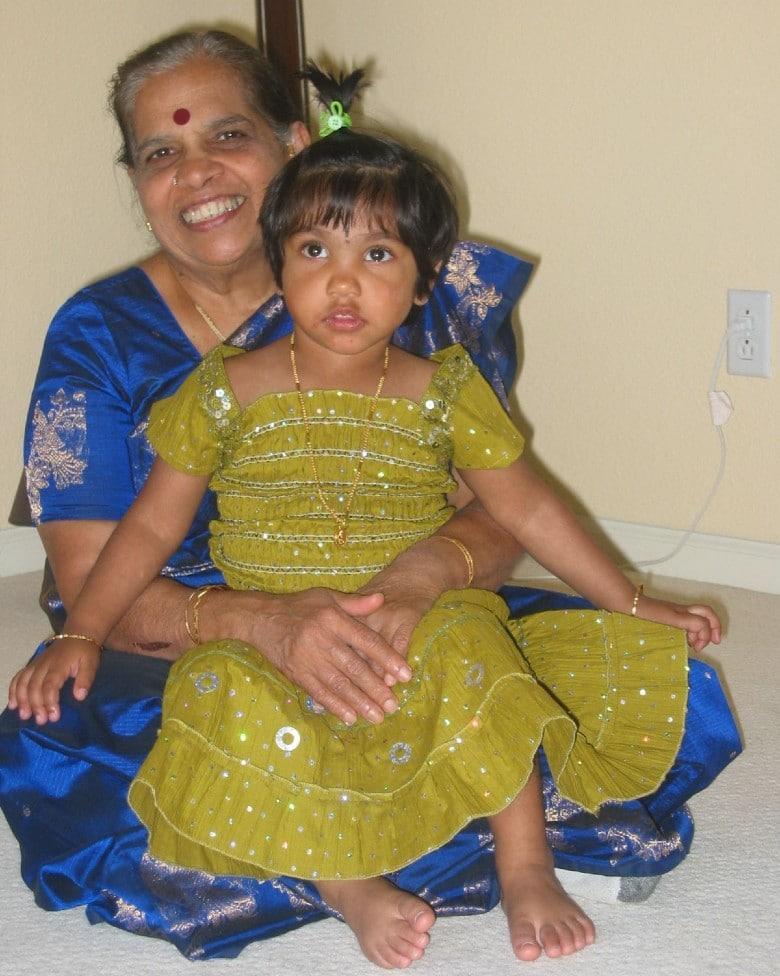 Meena Kumar and Muttville