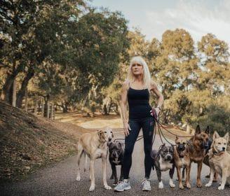Cheri Lucas dog trainer 4