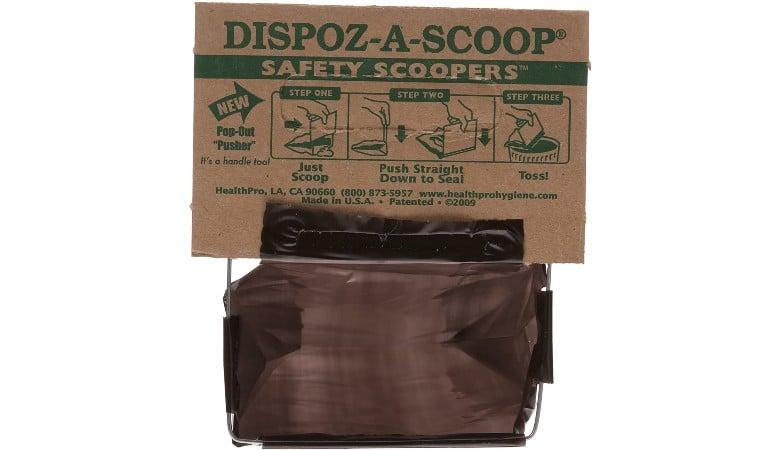 HealthPro Dispoz-A-Scoop