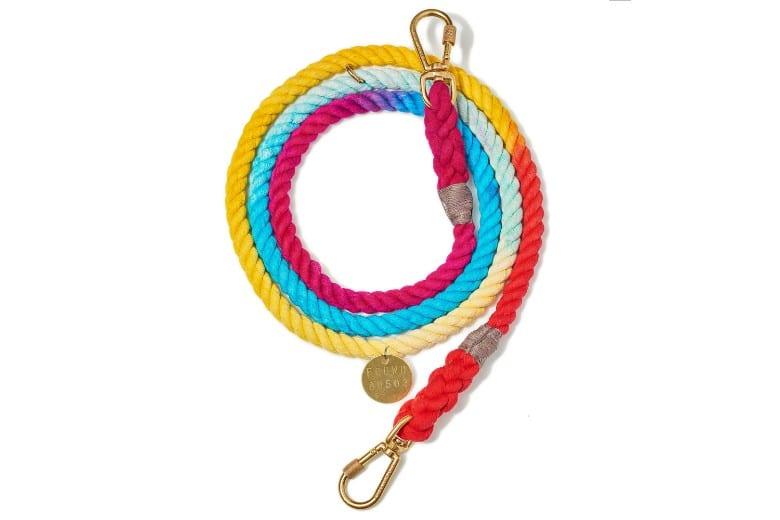 Found My Animal Rainbow Leash Rope-dog-leash-Prismatic_leash 780