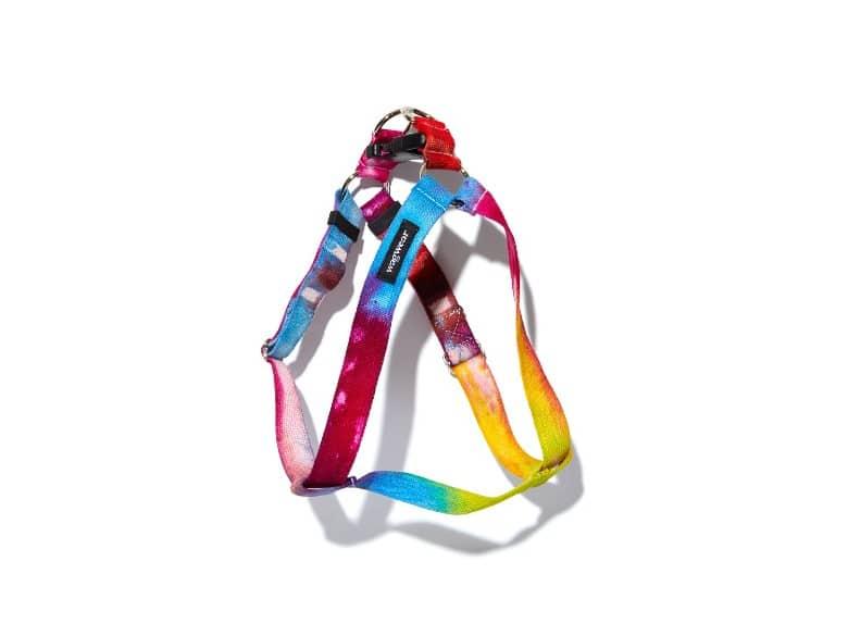 WagWear Tie-Dye Harness 780