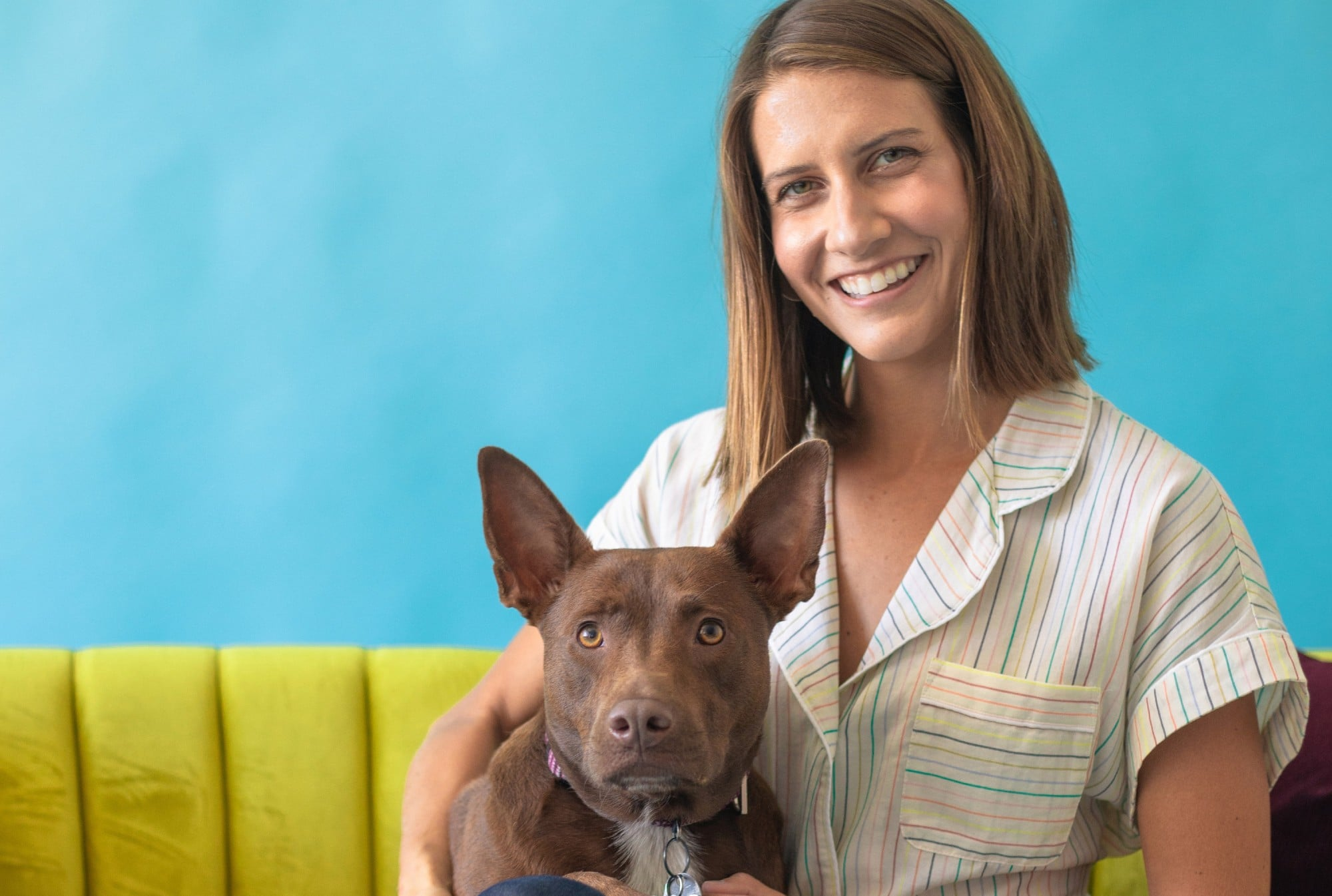 Learn How This Speech Pathologist Taught Her Dog 48 Words -- and How You Can, Too